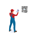 QR Code Visitor Sign In